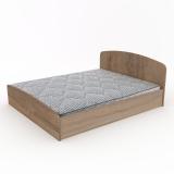 """Кровать """"Нежность-160"""" (Компанит)"""